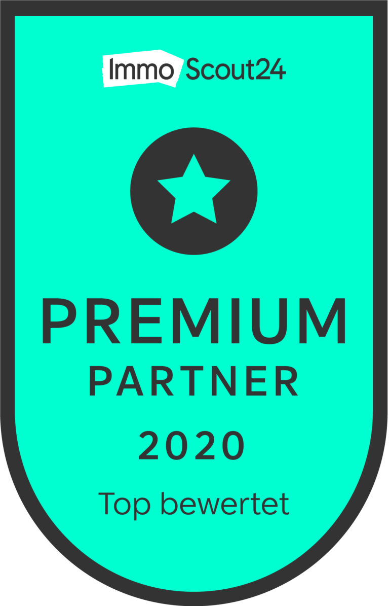 ImmoScout24 Premium Partner 2020 Heymanns Immobilien