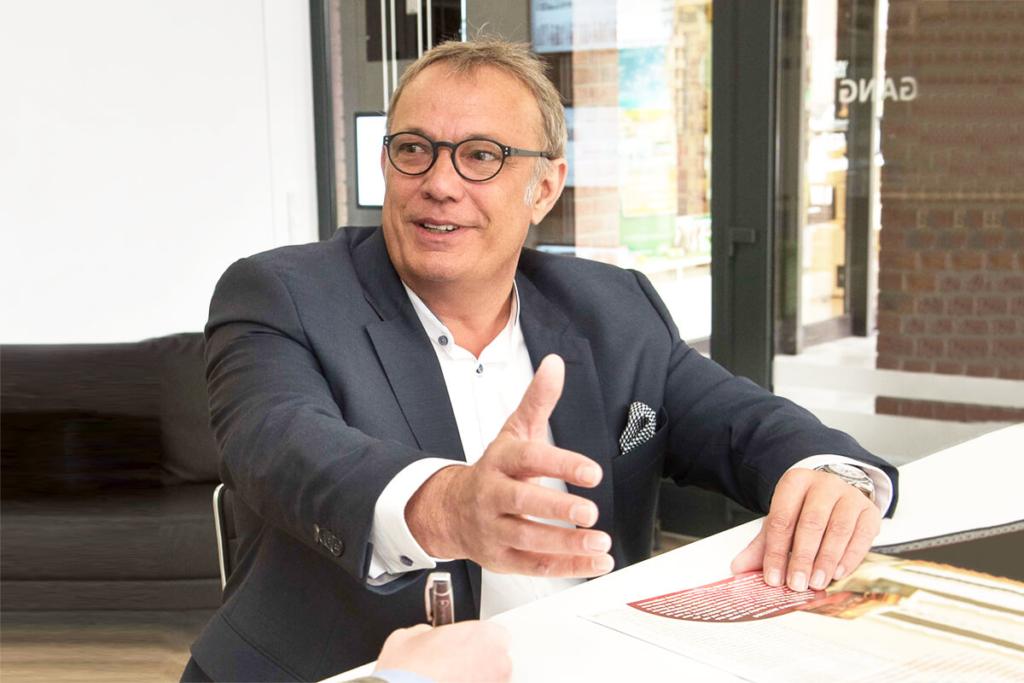 Michael Heymanns - Qualitätsmakler aus Meerbusch