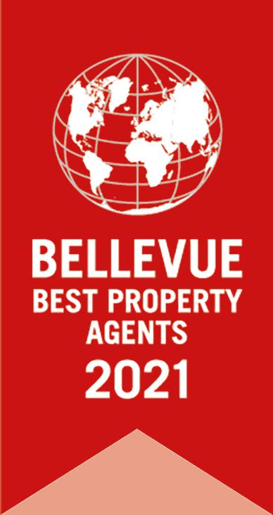 """Bellevue Heymanns Immobilien & Finanzierung ist """"Best Property Agents 2021"""""""